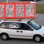 Drive By Evangelism