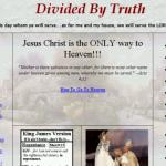 FWOTW: dividedbytruth.org