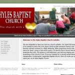 FWOTW: hylesbaptistchurch.com