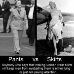 Skirts?
