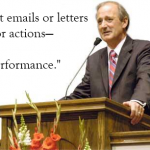 E-mails From Pastors: Jack Trieber Edition
