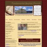 FWOTW: fundamentalbaptistpalmer.org