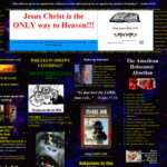 FWOTW: JesusIsSavior.com